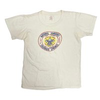 """1960's 50years of service """"Boy Scout of America"""" PRINTED Tee SHIRTS"""