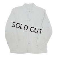 20's FAVORITE OV. PIN CHECK COVERALL JACKET