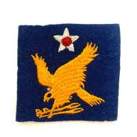 WWII US shoulder sleeve insignia of the 2nd  Air Force PATCH