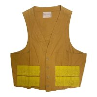 50's MONTGOMERY WARD HUNTING VEST