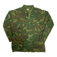 1969's U.S.ARMY VIETNAM JUNGLE FATIGUE JACKET CAMO. M-L