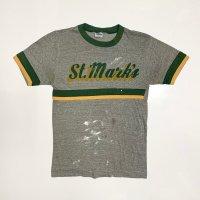 70's CHAMPION 「ST.MARKS」 TEE SHIRTS