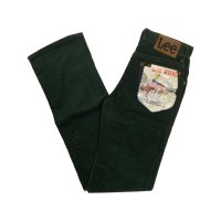 70's DEAD STOCK Lee 241 CORDUROY PANTS