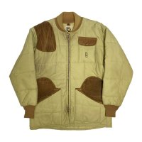 70's BOB ALLEN HUNTING QUILTING JACKET