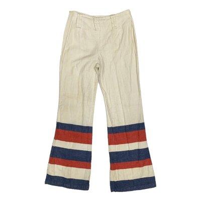 画像2: 70's FLARE PANTS