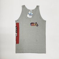 80's DEADSTOCK adidas TANK TOP