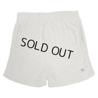 80's CHAMPION REVERSE WEAVE SWEAT SHORT PANTS WITH POCKETS