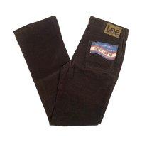 80's DEAD STOCK Lee 201 BOOT CUT CORDUROY PANTS