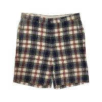 〜80's MADRAS CHECK PATTERN SHORT PANTS