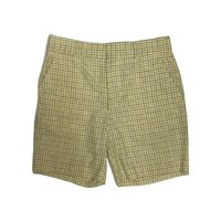 〜80's CHECK PATTERN SHORT PANTS