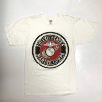 80's U.S.M.C. TEE SHIRTS (WHITE)