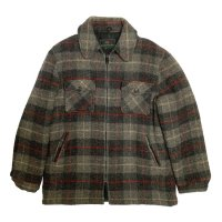 80's ABERCROMBIE & FITCH BLANKET JACKET