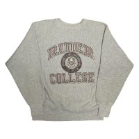 90's CHAMPION REVERSE WEAVE PRINTED SWEAT SHIRTS