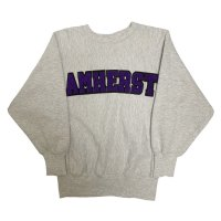 90's CHAMPION REVERSE WEAVE SWEAT SHIRTS with PATCH (2)